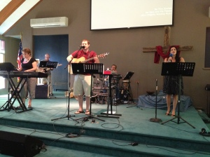 Worship with Tim Fehl at Cecil Alliance Church