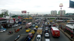 Traffic In Panama