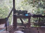 Valerio's kitchen